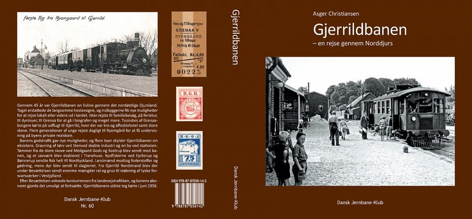 09da4a4d4c4 Bogen udgives af Dansk Jernbane-Klubs eget forlag: Jernbanebøger. For flere  oplysninger klik her.